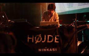 Live at Ninkasi Kafé, Lyon 14mars17